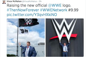 WWE New Logo Design