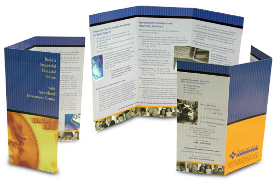 brochure designs can help in your business advertising promotion