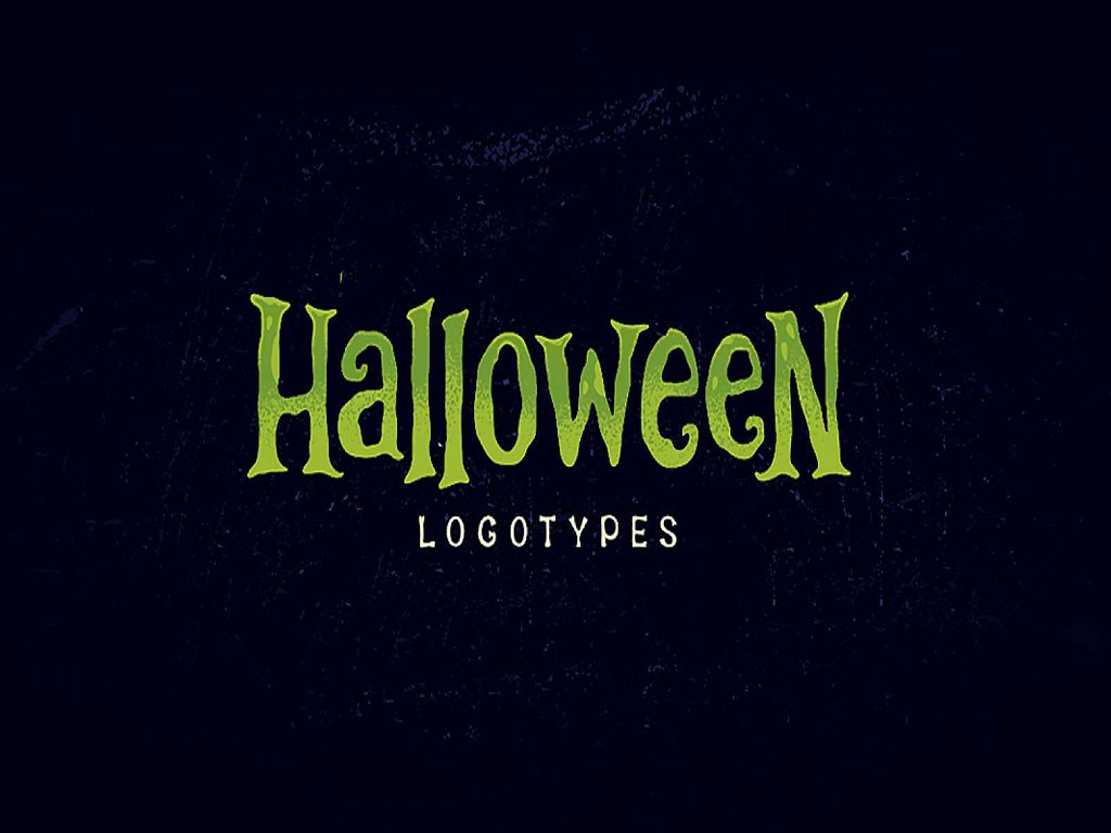 Halloween Special Logo Design offer Cheap Affordable Services