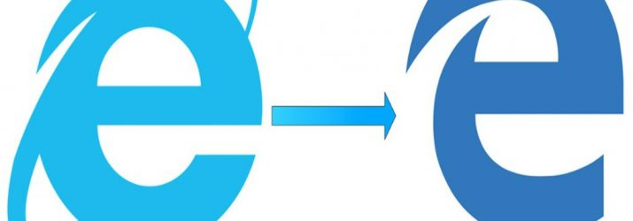 Microsoft's Logo for its new browser